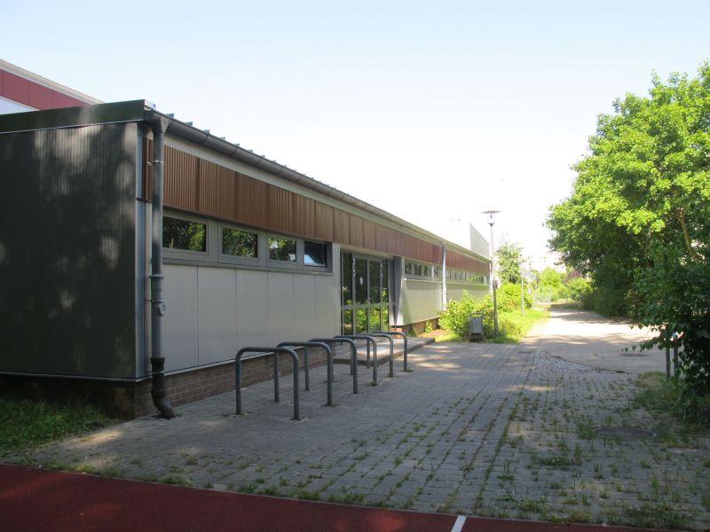 Sanierung der Turnhallen der Astrid-Lindgren-Schule und der Schule am Fernsehturm