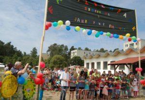 Familienpark im Mueßer Holz eingeweiht