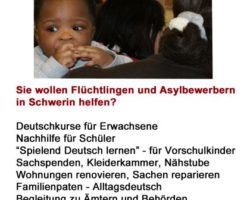 Flüchtlingshilfe Schwerin