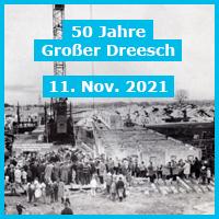 50 Jahre Großer Dreesch - 11. Nov. 2021